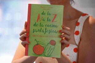 De la memoria a la mesa: un viaje a los sabores de toda la provincia - La portada del libro que sintetiza un proyecto y 500 historias. -