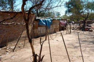 """Barrios vulnerables: los """"blancos"""" del Plan Detectar en Santo Tomé - En la mira. Los barrios de la periferia de Santo Tomé son los que serán encuestados por los equipos del Plan Nacional Detectar durante esta semana.     -"""