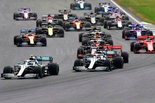 Autorizaron a disputar el Gran Premio de Silverstone