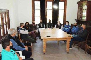 Con la participación del senador Sosa, se reunió la Asociación para el Desarrollo del departamento Vera