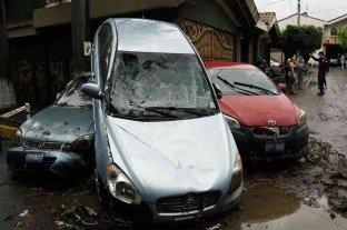 La tormenta Amanda dejó 14 muertos y más de mil familias evacuadas en El Salvador