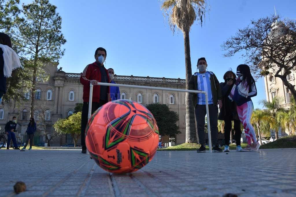 La medida apunta a los titulares de gimnasios, transportistas escolares y jardines de infantes Crédito: Flavio Raina
