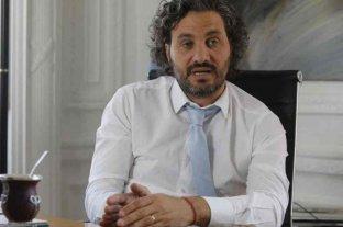 Santiago Cafiero se refirió al crimen de Fabián Gutiérrez