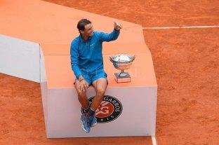 Nadal aseguró que participará en Roland Garros sólo si hay condiciones óptimas de seguridad