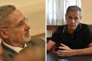 El Senado ofrece diálogo ante la superpoblación carcelaria - Marcelo Sain y Esteban Borgonovo esta semana no disimularon sus diferencias. La interna entre Gobierno y Seguridad se ventila en la Legislatura.  -