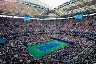 Crearon un protocolo especial para poder disputar el US Open