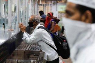 India liberó la circulación de personas pese al avance del coronavirus