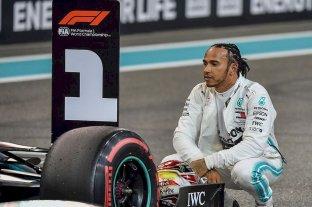 La Fórmula 1 condena el crimen de Floyd y le responde al campeón Lewis Hamilton