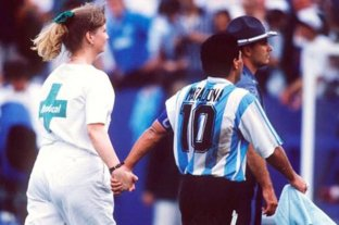"""""""Para mí nos quisieron sacar de ese Mundial"""""""