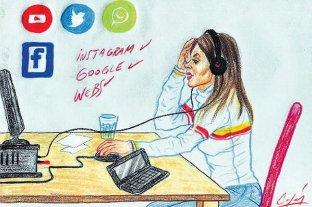 Sutura de emergencia sobre la brecha digital