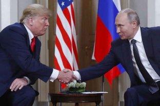 Trump invitó a Putin a la cumbre del G7, pese a que Rusia fue expulsado del grupo en 2014