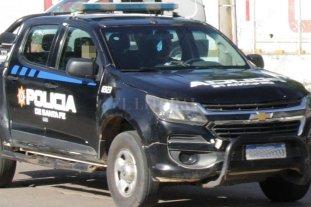 """Arresto """"ciudadano"""" en Gálvez: detuvo a un ladrón que entró a su taller"""