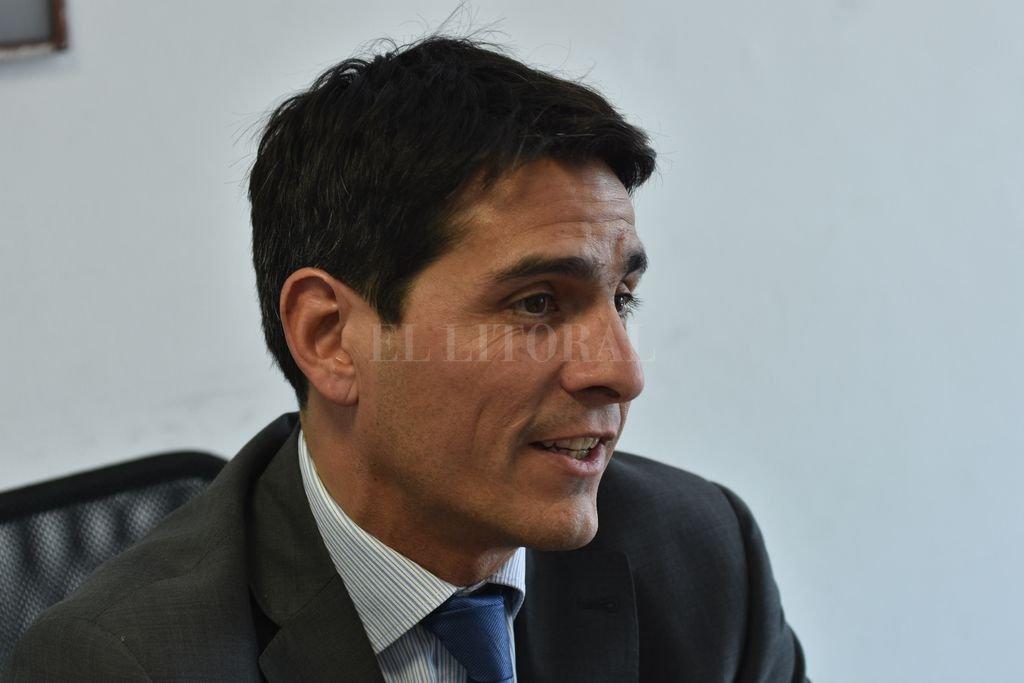 Martín Avalos, titular de API. Crédito: Pablo Aguirre