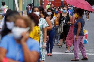 Latinoamérica se perfila como el nuevo epicentro de la pandemia