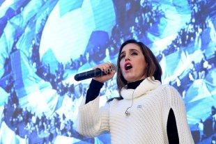 Soledad Pastorutti presenta un recital interactivo