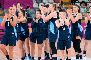 Fuerte reclamo de la Selección Argentina de Básquet Femenino