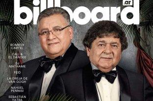 """Los Palmeras en Billboard Argentina: """"Es una etapa de oro para nosotros"""""""