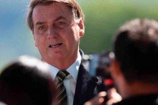 Bolsonaro aseguró que conversó con Trump sobre el ingreso de Brasil en el nuevo G7