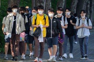 Corea del Sur registró 38 casos de coronavirus
