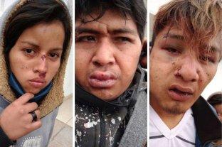 Salvaje agresión de la policía de Chaco a miembros de una comunidad Qom -