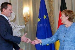 Renunció el embajador de Estados Unidos en Alemania