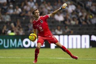 Marcelo Barovero firmó contrato con Burgos de la segunda división de España