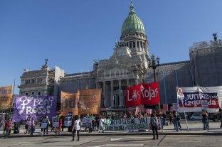 """Fernández reiteró su """"compromiso"""" y """"convicción"""" con el proyecto de ley del aborto"""