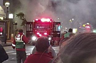 Explosión en una perfumería de Villa Crespo: hay dos bomberos fallecidos  -  -