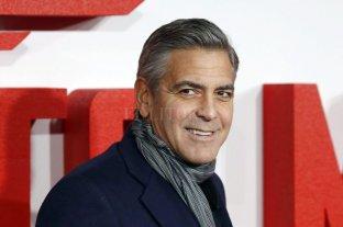 """George Clooney: """"El racismo es la pandemia de EEUU"""""""