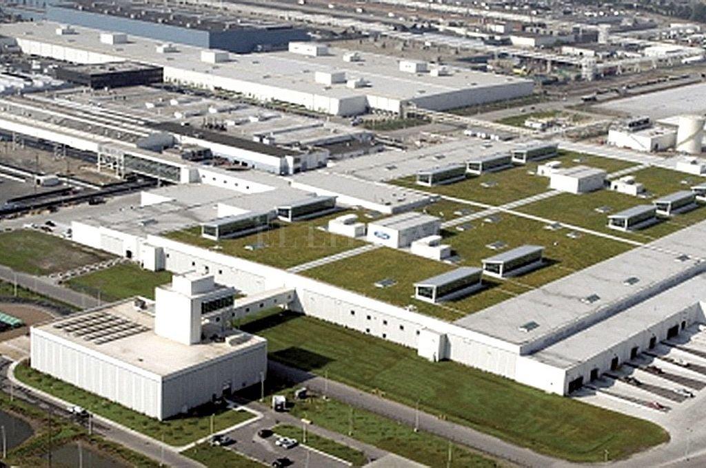 Planta de Ford Argentina en General Pacheco. Crédito: Captura digital