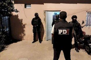 Giro inesperado en un allanamiento en barrio Estanislao López