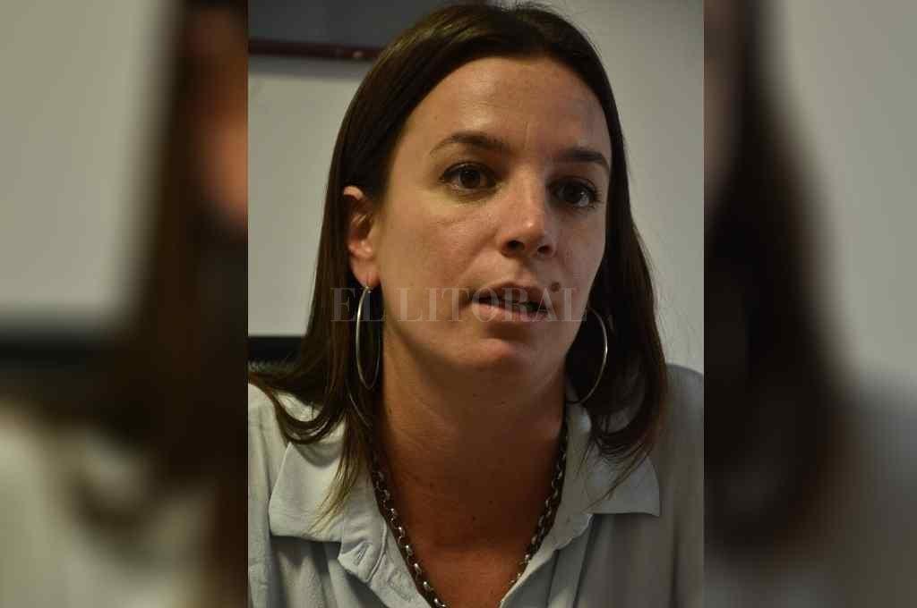 Lucila De Ponti, vicepresidenta de la Cámara de Diputados de la provincia.    Crédito: Archivo/Luis Cetraro