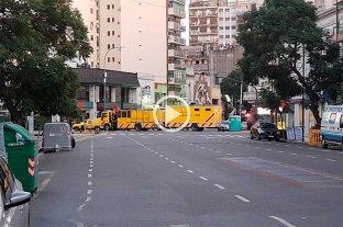 Comenzaron los peritajes tras la explosión en la perfumería de Villa Crespo  -  -