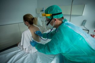 España: Los trabajadores sanitarios recibieron el Premio Princesa de Asturias