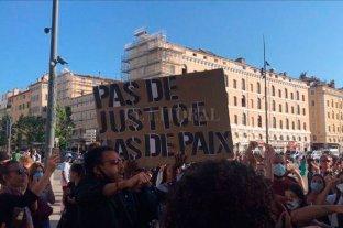 Francia: Al menos 18 detenidos tras protestas contra la violencia policial