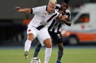 Un futbolista de Botafogo acusó a Maxi López de racismo