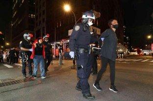 Al menos 280 detenidos en Nueva York durante una nueva noche de protestas