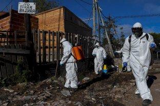 Confirmaron las dos primeras muertes por Covid-19 en Villa Azul -  -