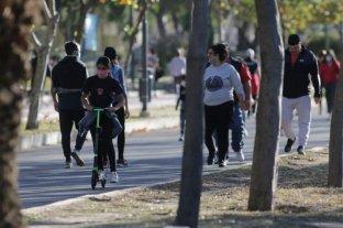 Córdoba amplía las actividades deportivas en medio de la pandemia de coronavirus