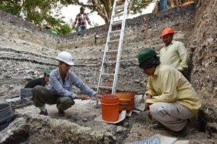 Descubrieron el monumento maya más antiguo y grande conocido hasta la fecha -  -