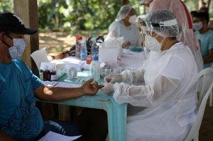 Coronavirus: probarán la vacuna de Oxford en 2.000 brasileños