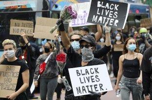 Decrecen las protestas en EEUU por el crimen de George Floyd