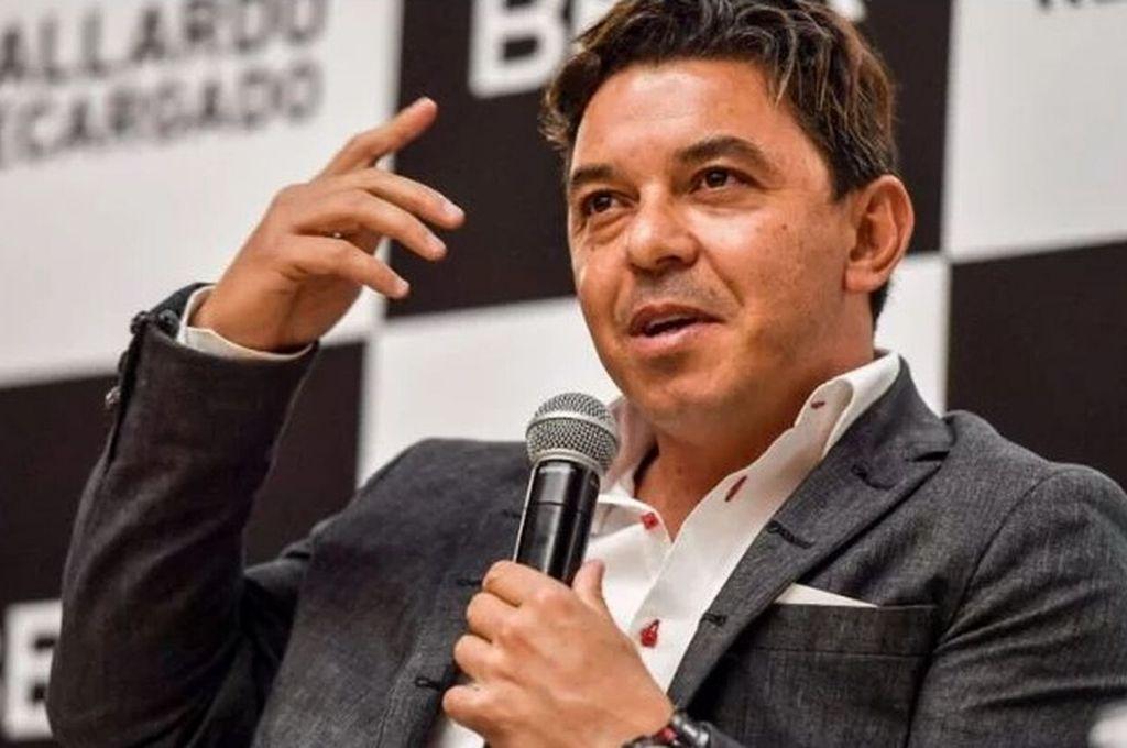 """La inferiores son prioridad para el """"Muñeco"""" Gallardo y por eso les habló con claridad a los jóvenes que las integran. Crédito: Archivo"""