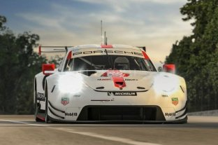 Porsche, en las 24 Horas de Le Mans 2020