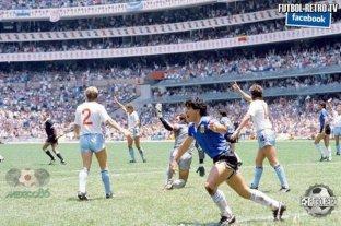 """""""Checho, callate b... y abrazame""""  - Viveza hasta para festejar. Los jugadores ingleses reclaman, mientras Maradona inicia el festejo. Hasta los mismos compañeros dudaban de la validación del gol de la """"Mano de Dios"""" y no fueron al encuentro del """"10"""" para celebrarlo, por lo que Diego los llamó para que el árbitro no dudara y se """"echara atrás"""".  -"""