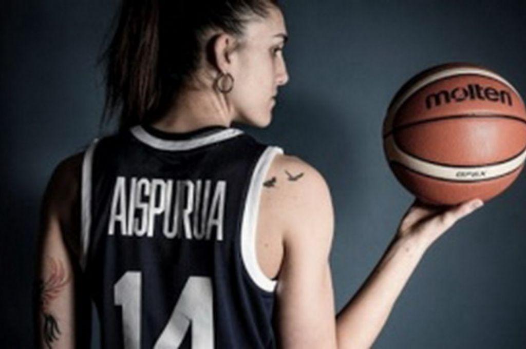 """Le dan la espalda. Para Sofía Aispurúa, los dirigentes de la CABB """"nunca nos dieron la atención que necesitamos y merecemos"""", en referencia al """"no trato"""" hacia el básquetbol femenino Crédito: Gentileza"""