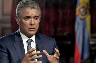 La justicia colombiana pidió explicaciones a Duque sobre la llegada de militares de EEUU