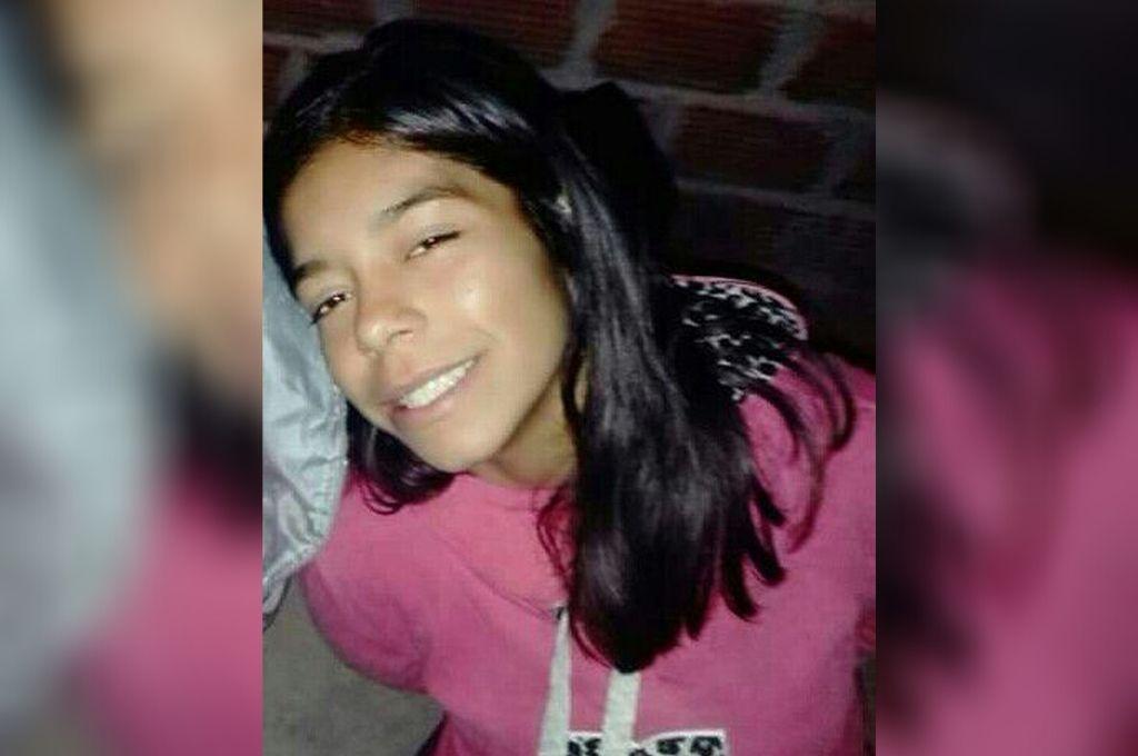 Rosalía desapareció el 1 de julio de 2017, después de las diez de la noche, de la localidad de Fortín Olmos. Crédito: Archivo El Litoral