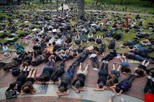 Continúan las protestas en Estados Unidos tras la muerte de George Floyd -  -