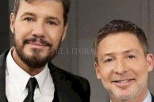 Marcelo Tinelli y Adrián Suar, cada vez más cerca de la TV Pública